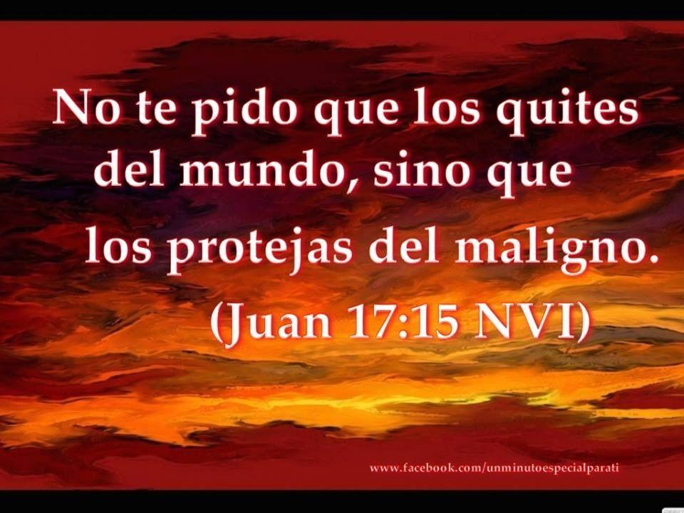 Juan 17:15