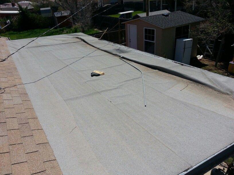 Wind Damage On Flat Roof Wind Damage Roof Damage Flat Roof
