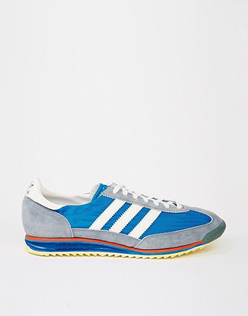 zapatillas adidas vintage hombre