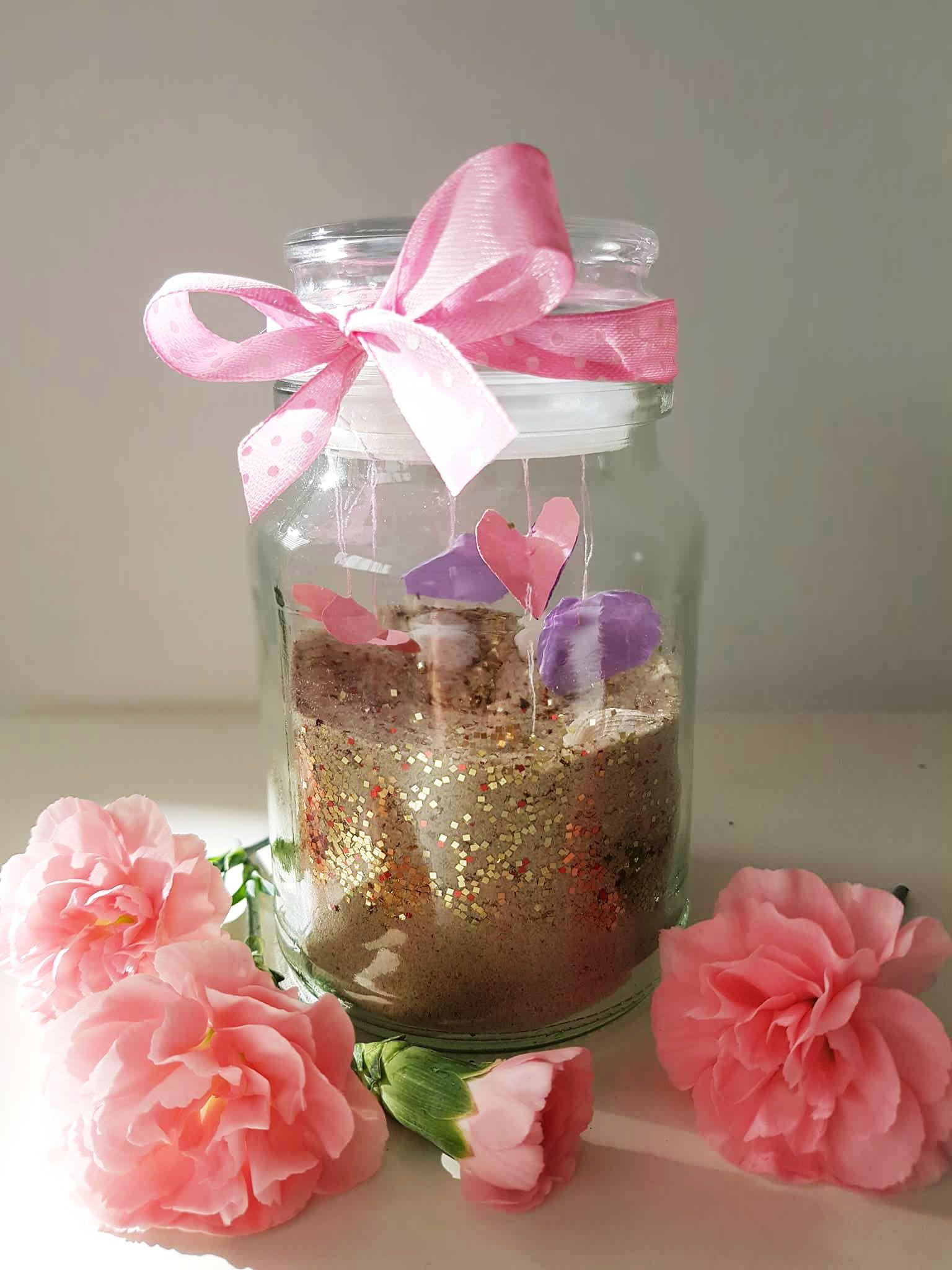 Prezenty Na Dzien Mamy Ponad Wszystko Glass Vase Diy Decor