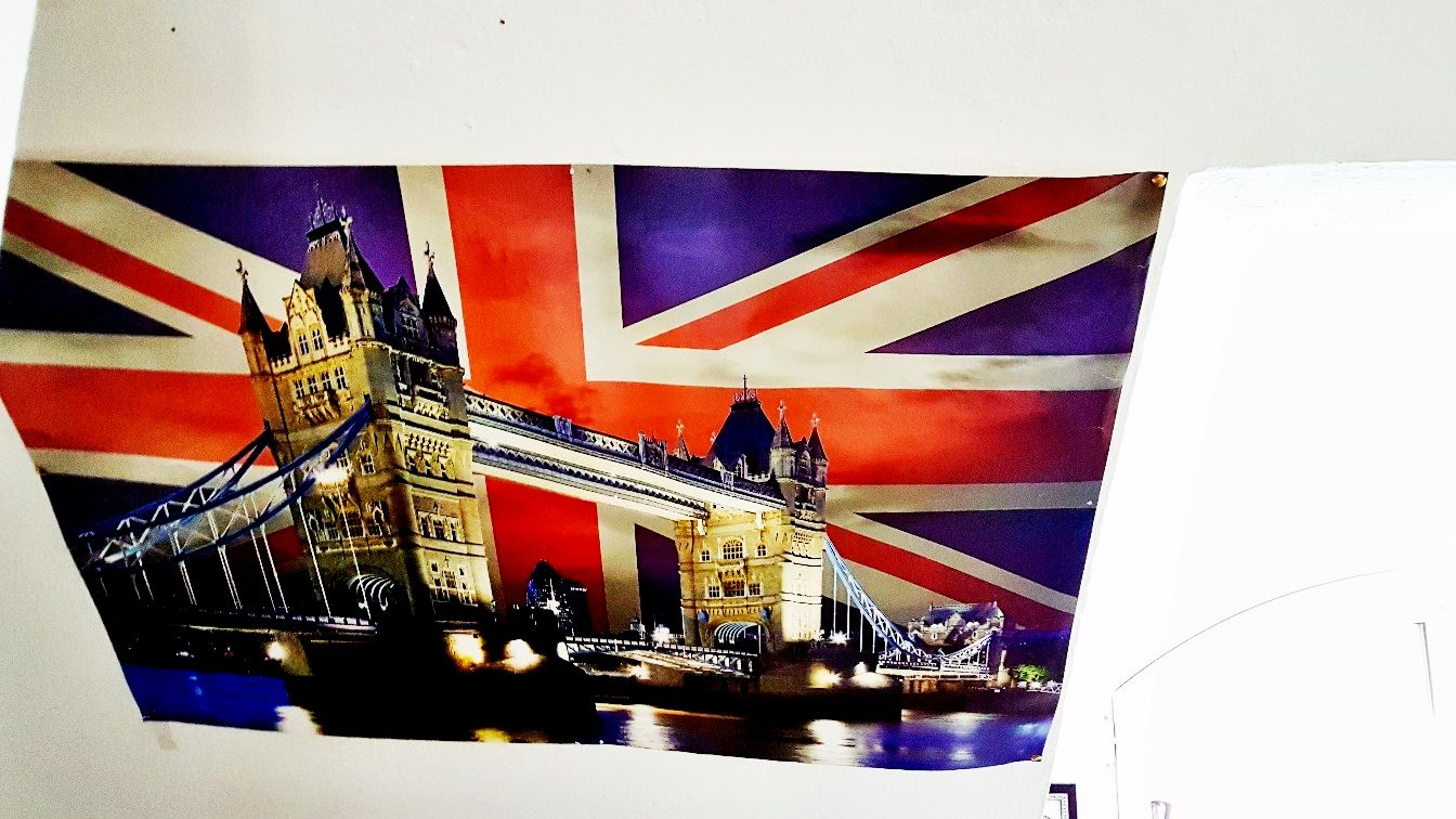 Poster von England Tower Bridge