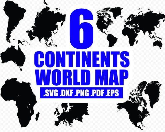 World Map Svg World Map Clipart World Map Vector World Map Svg