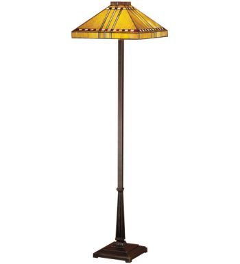 Pin By Craftsman Junky On Craftsman Decor Stained Glass Floor Lamp Floor Lamp Floor Lamp Design