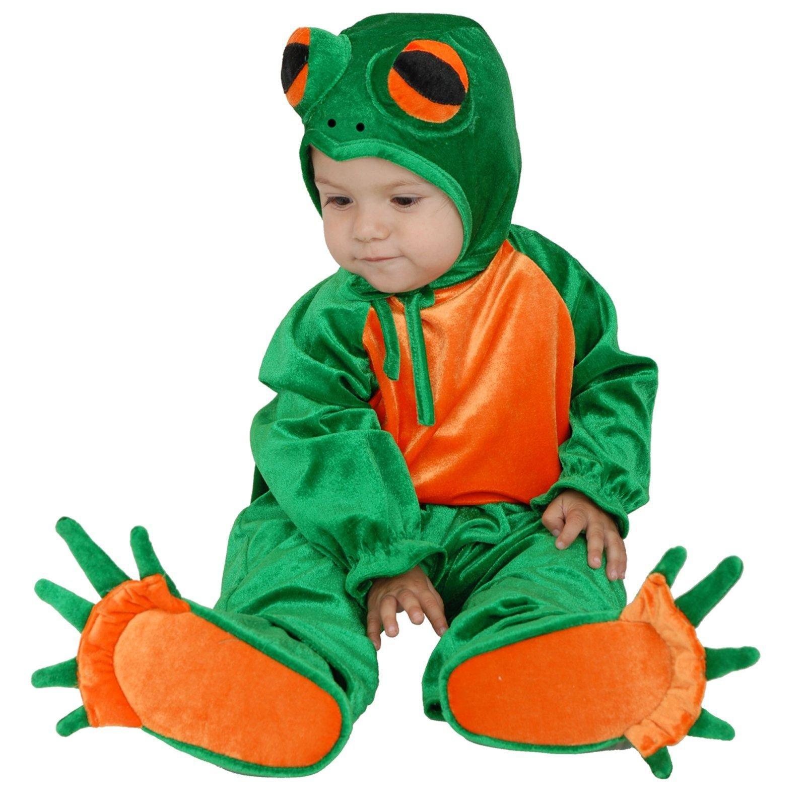 little frog toddler child costume