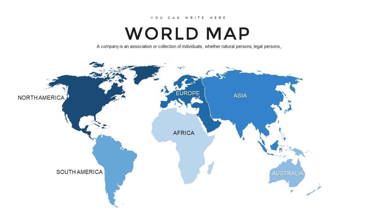 Map Of Asia Video.Map World Keynote Maps Of World Video Imaginelayout