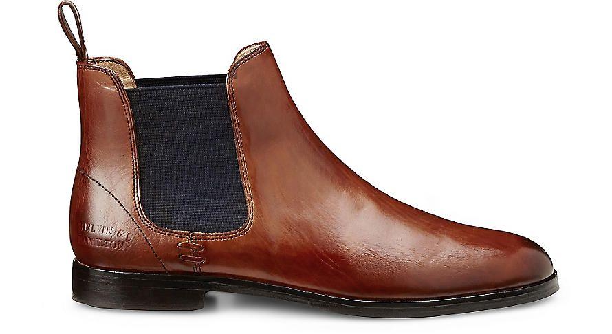 Melvin & Hamilton Chelseas SUSAN 10   Schuhe, Chelsea und