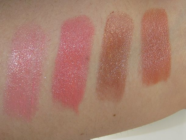 Maybelline Gilded in Gold Collection Photos & Swatches