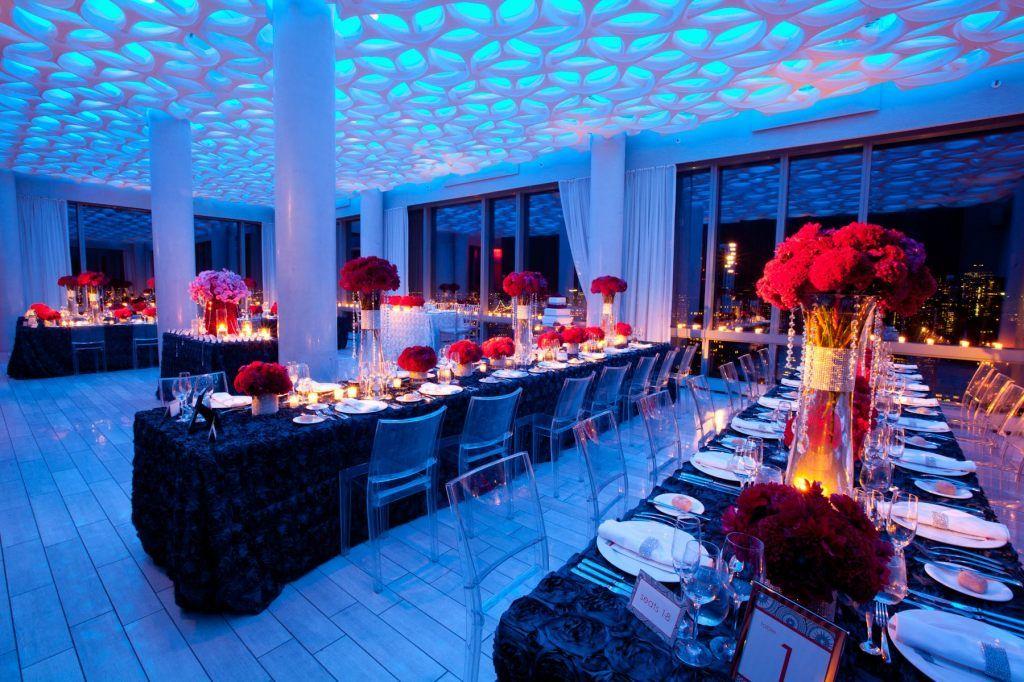wedding reception locations nyc%0A Trump Soho NYC wedding reception