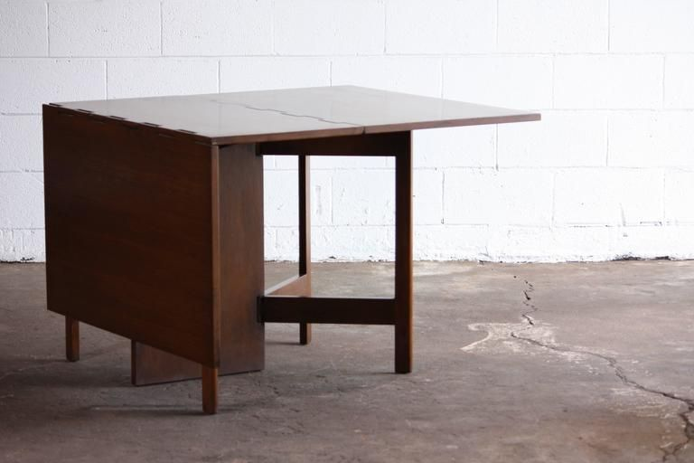 George Nelson Drop Leaf Dining Table Or Desk Modern Dining Room