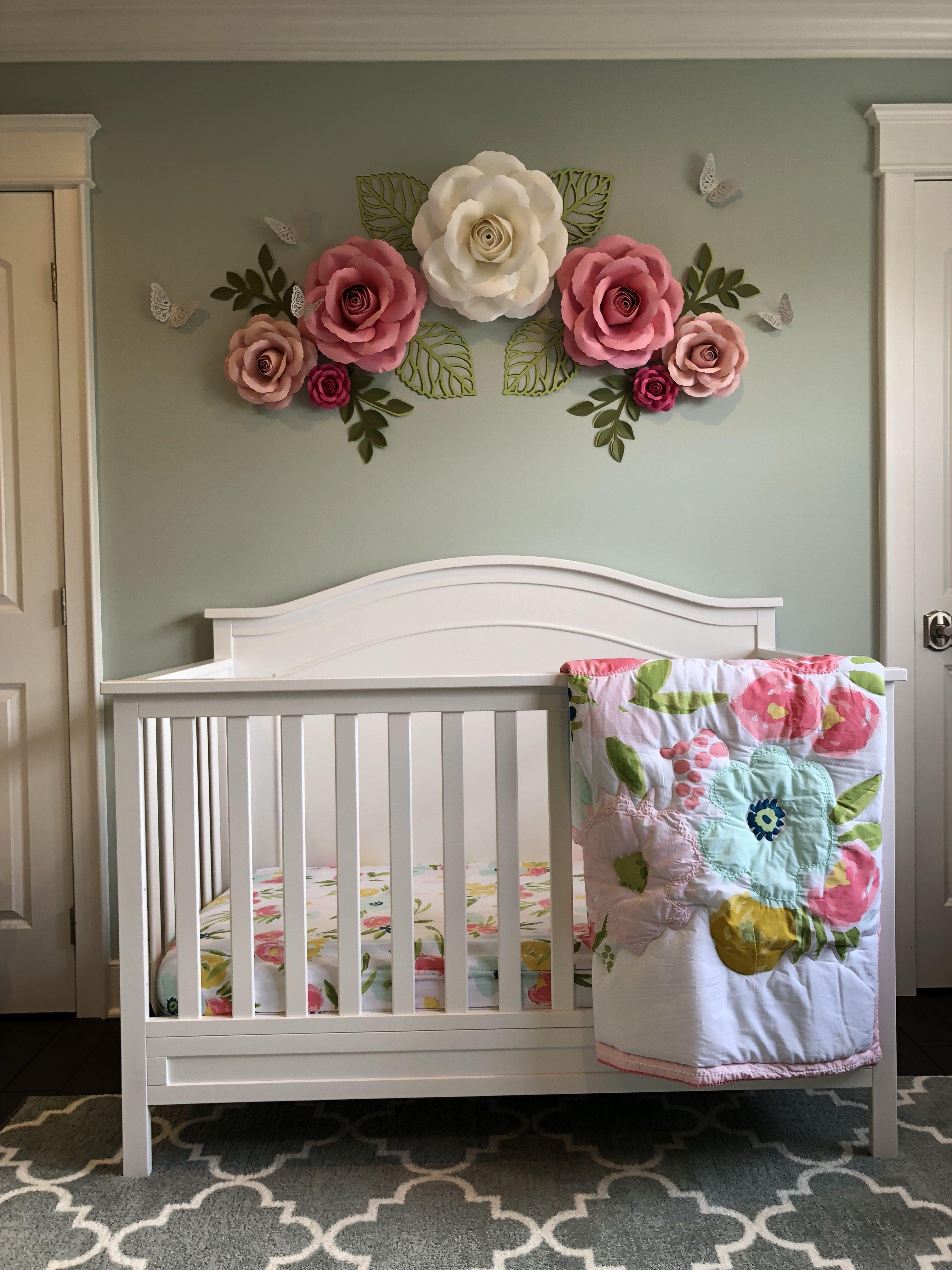 Flower Nursery Image By Arielleelisedesigns On Paper Flowers