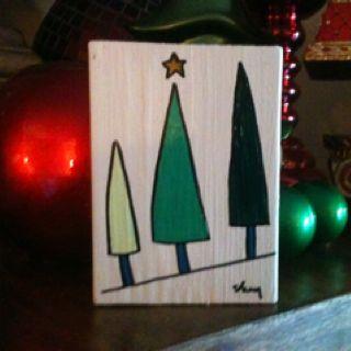 Christmas Art Blocks