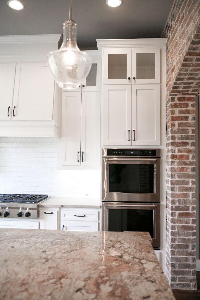 White Farmhouse Kitchen Paint Color Sherwin Williams Sw7004