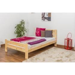 Kinderbett Jugendbett Kiefer Vollholz Massiv Natur A23 Inkl Lattenrost Abmessung 120 X 200 Cm A23 Abme In 2020 Kid Bathroom Decor Bed Design Mobile Home Living