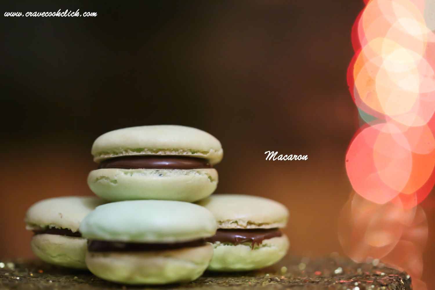 Easy French Macaron Recipe Crave Cook Click Easy