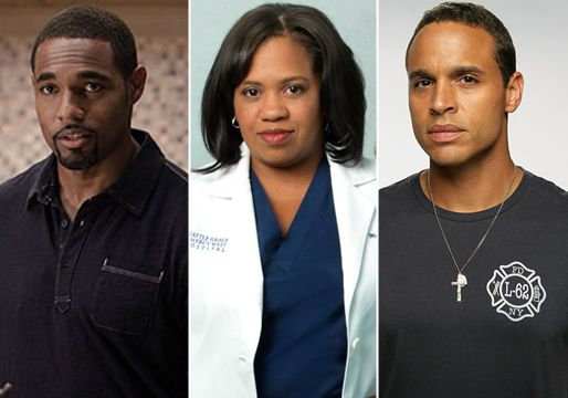Grey\'s Anatomy Exclusive: Jason George Returns, Ignites Bailey Love ...