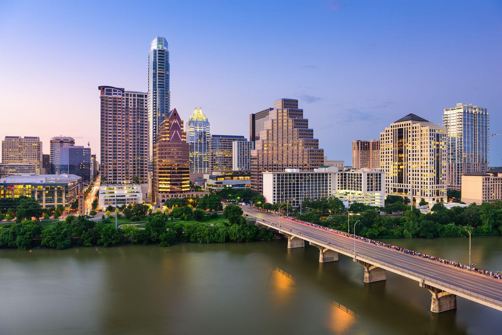10 Great Flexible Jobs In Texas Hiring Now Austin Texas Skyline Best Places To Live Best Places To Retire