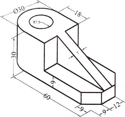 511x480 Engineering Isometric Drawing Vbengineering in