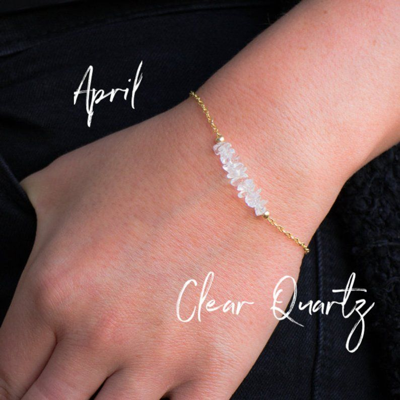 Natural Clear Crystal Bracelet,Jewelry,Pendant,Clear Crystal Quartz Beads,Crystal Bracelet,Gift for Her,Crystal Bracelet,Gift for Mom