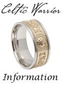 Celtic Warrior Shield Wedding Ring Meaning Rings With Meaning Celtic Wedding Rings Rings