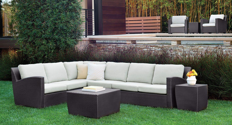 Fusion Collections Brown Jordan Outdoor Design Outdoor