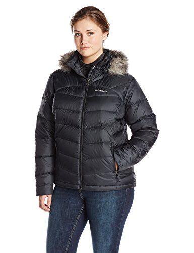 Columbia down jacket 2x
