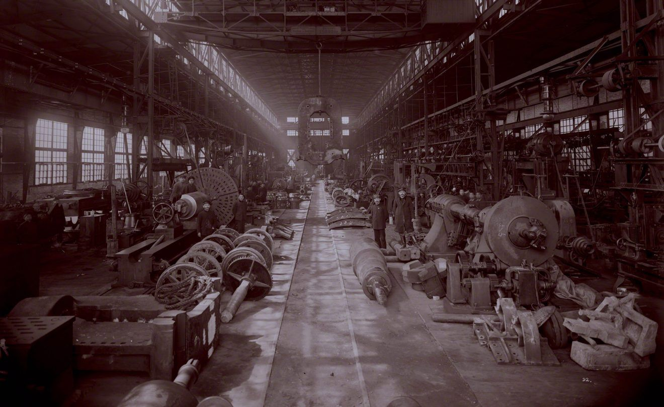The Human Cost Of Industrialization In Japan Just As In The West