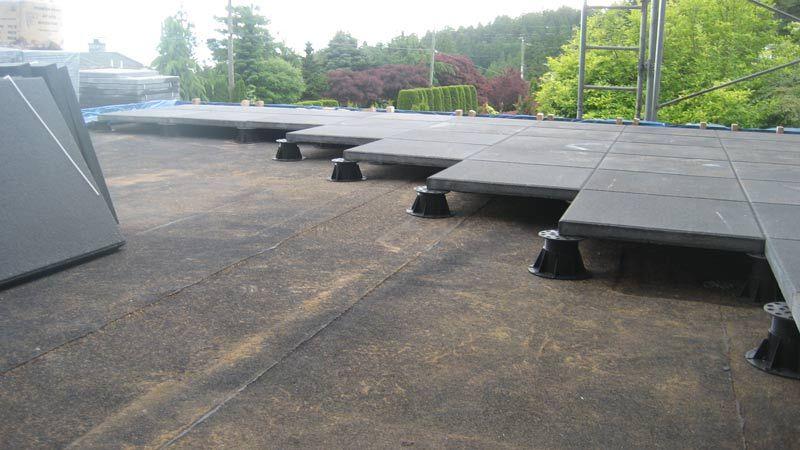 Landscapeonline Com Terrace Design Flat Roof Systems Building Design