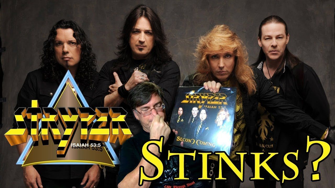 Artist Spotlight Stryper Christian rock bands