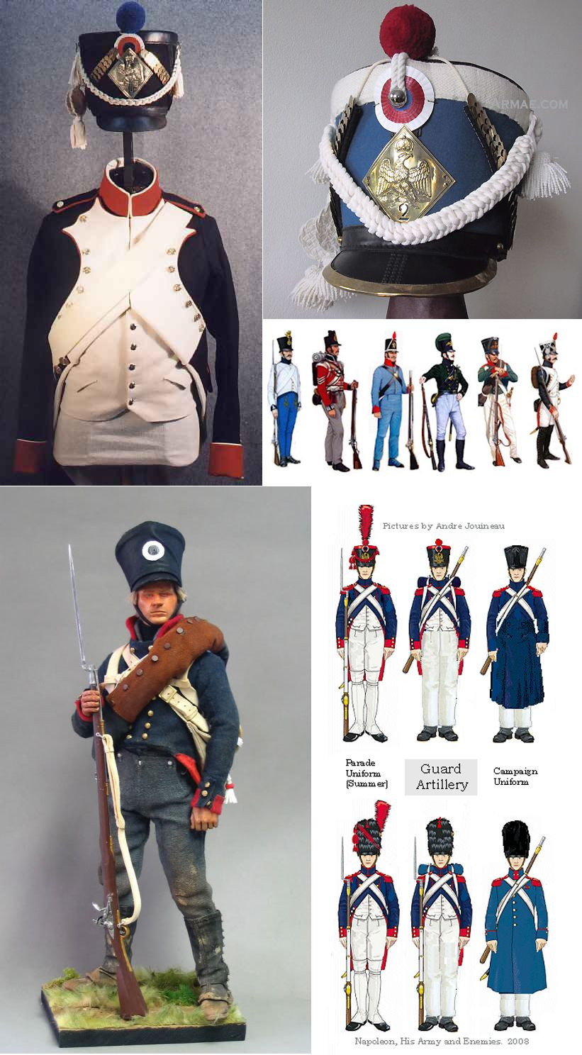 napoleon army uniform