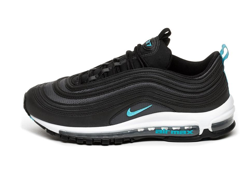 Nike Air Max 97 (Black Blue Fury </p>                     </div>                     <!--bof Product URL -->                                         <!--eof Product URL -->                     <!--bof Quantity Discounts table -->                                         <!--eof Quantity Discounts table -->                 </div>                             </div>         </div>     </div>              </form>  <div style=