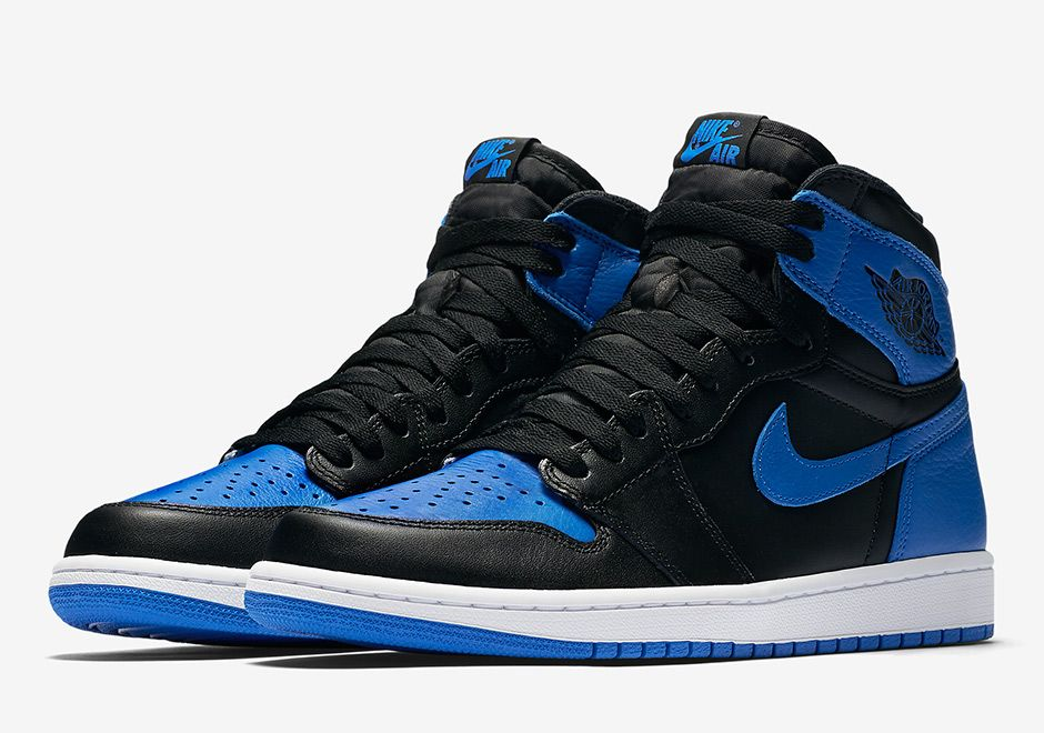 Air Jordan 1 Royal Release Info Official Photos Air Jordans