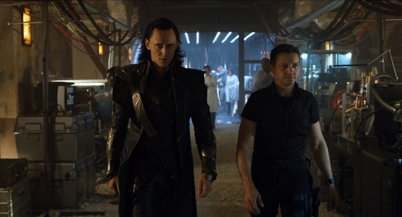 Imagine Loki - Imagine Loki being overprotective of you | Loki