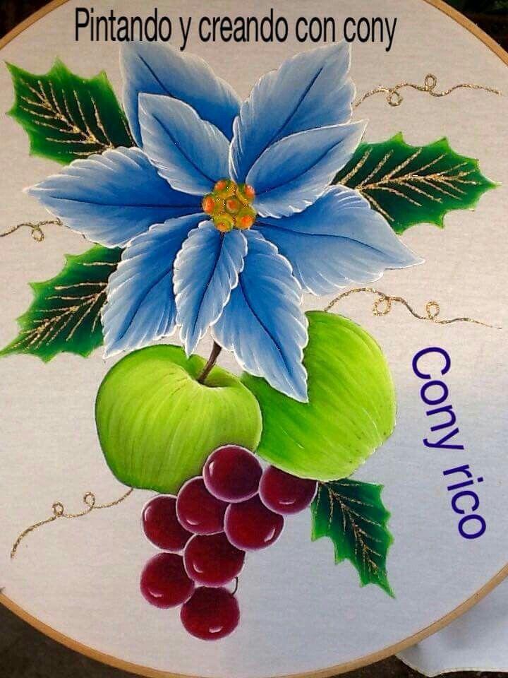 M s de 25 ideas nicas sobre pintura en tela navidad en - Motivos navidenos para pintar en tela ...