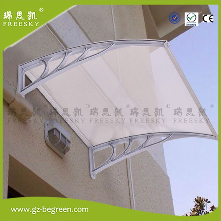 Yp60200 60x200cm 60x100cm Diy Outdoor Door Window Awning Patio Cover Canopy Sun Rain Snow Shelter New Patio Awning Outdoor Doors Window Awnings