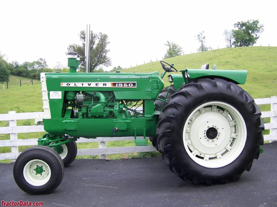 Row crop oliver 1950 tractors made in charles city ia - Craigslist farm and garden minneapolis ...
