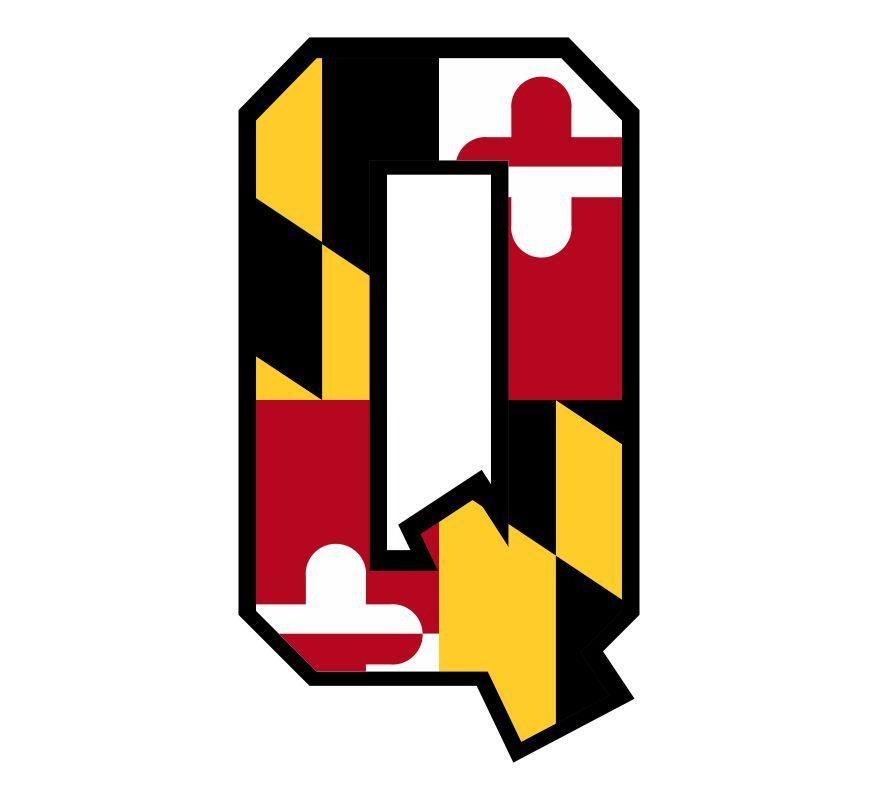 Buchstabe Letter Q Flagge Flag Maryland Vereinigte Staaten Von Amerika United States Of America Vereinigte Staaten Von Amerika Nordamerika Amerika