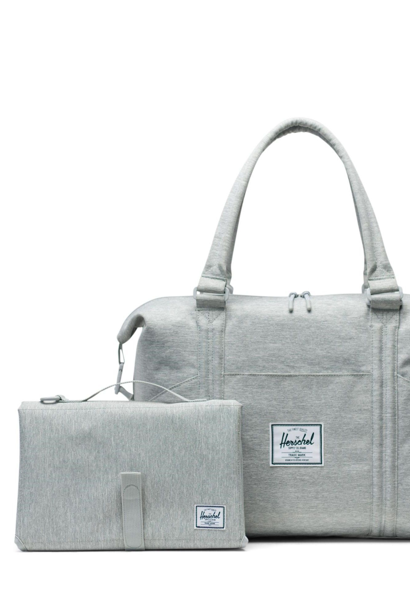 Herschel Strand Sprout Tote Light Grey Little Nomad