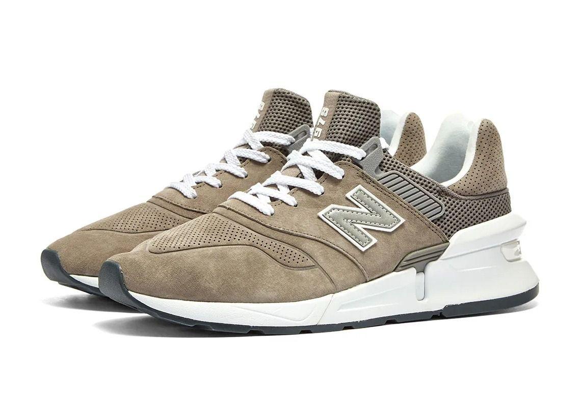 new balance 997 homme beige