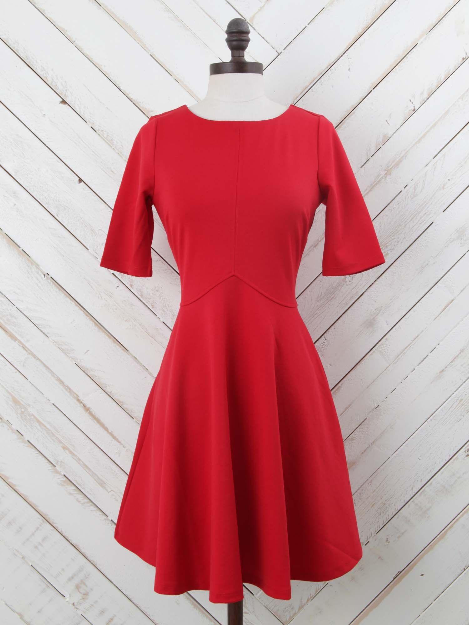 Altar'd State Cherry Swirl Dress Dresses Apparel