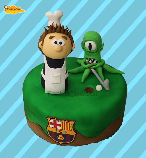 Extraterrestre cocinero - https://www.danielscake.com/extraterrestre-cocinero/ Barcelona - 634 554 367 - info@danielscake.com