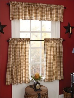 Unlined Country Style Curtains Country Curtains Curtains