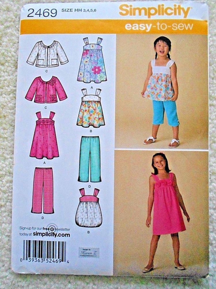 Girls Sportswear Image By Carol Nemeth On Sewing Patterns Sewing