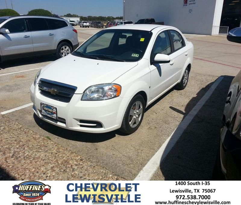 Happybirthday To My New Used Car Llc From Bert Aguayo At Huffines Chevrolet Lewisville Chevrolet Aveo Chevrolet Used Cars