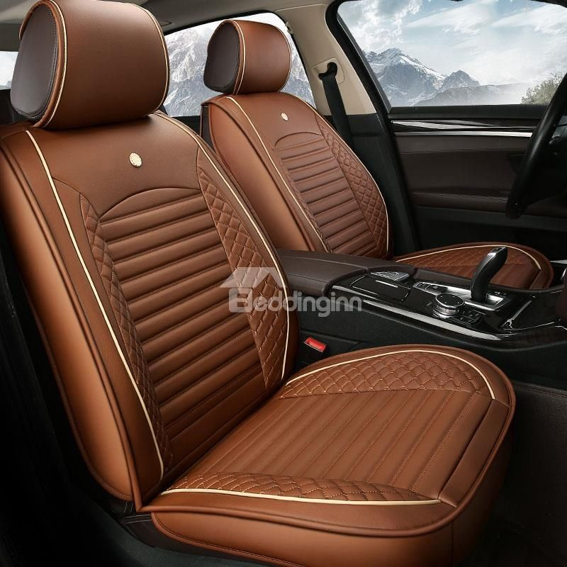 Terrific 3D Clipping Classic Business Style Universal Leather Car Creativecarmelina Interior Chair Design Creativecarmelinacom