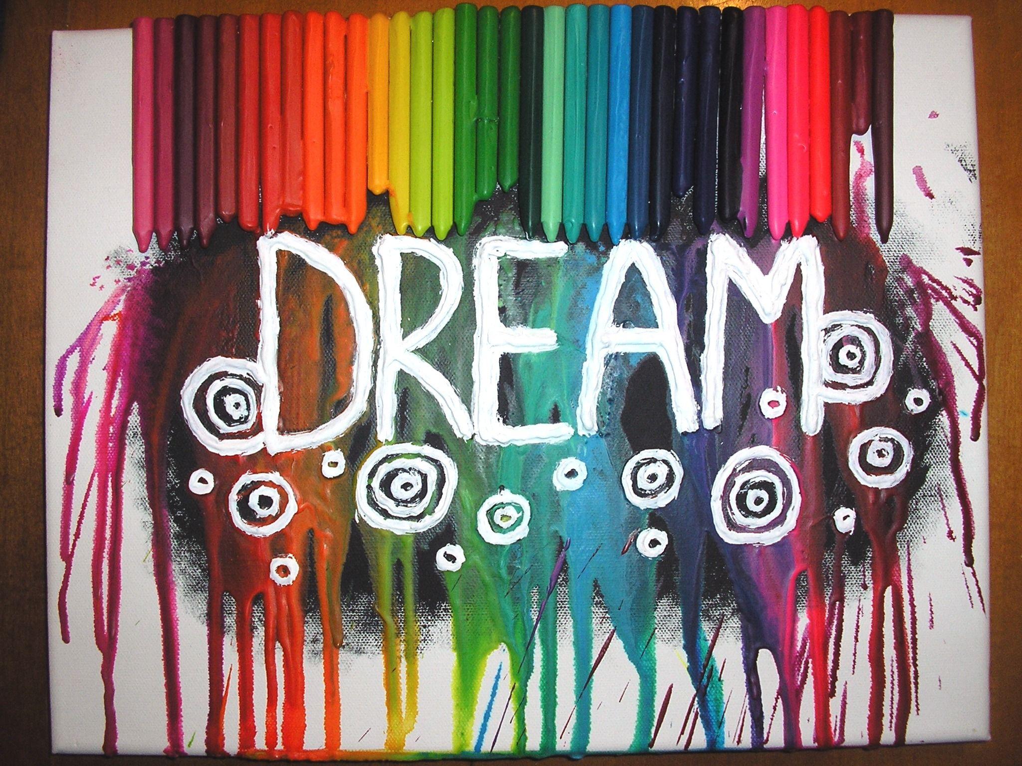 Crayon Melt