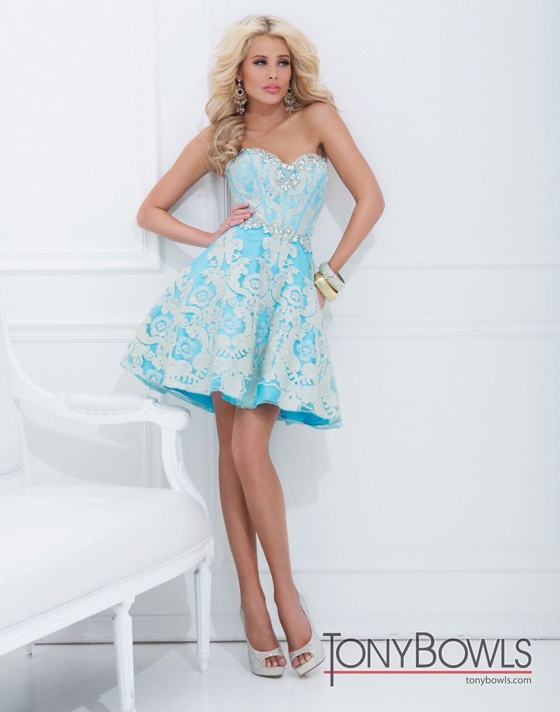 Fun and flirty brides maids dress - would be very cute at a classy ...