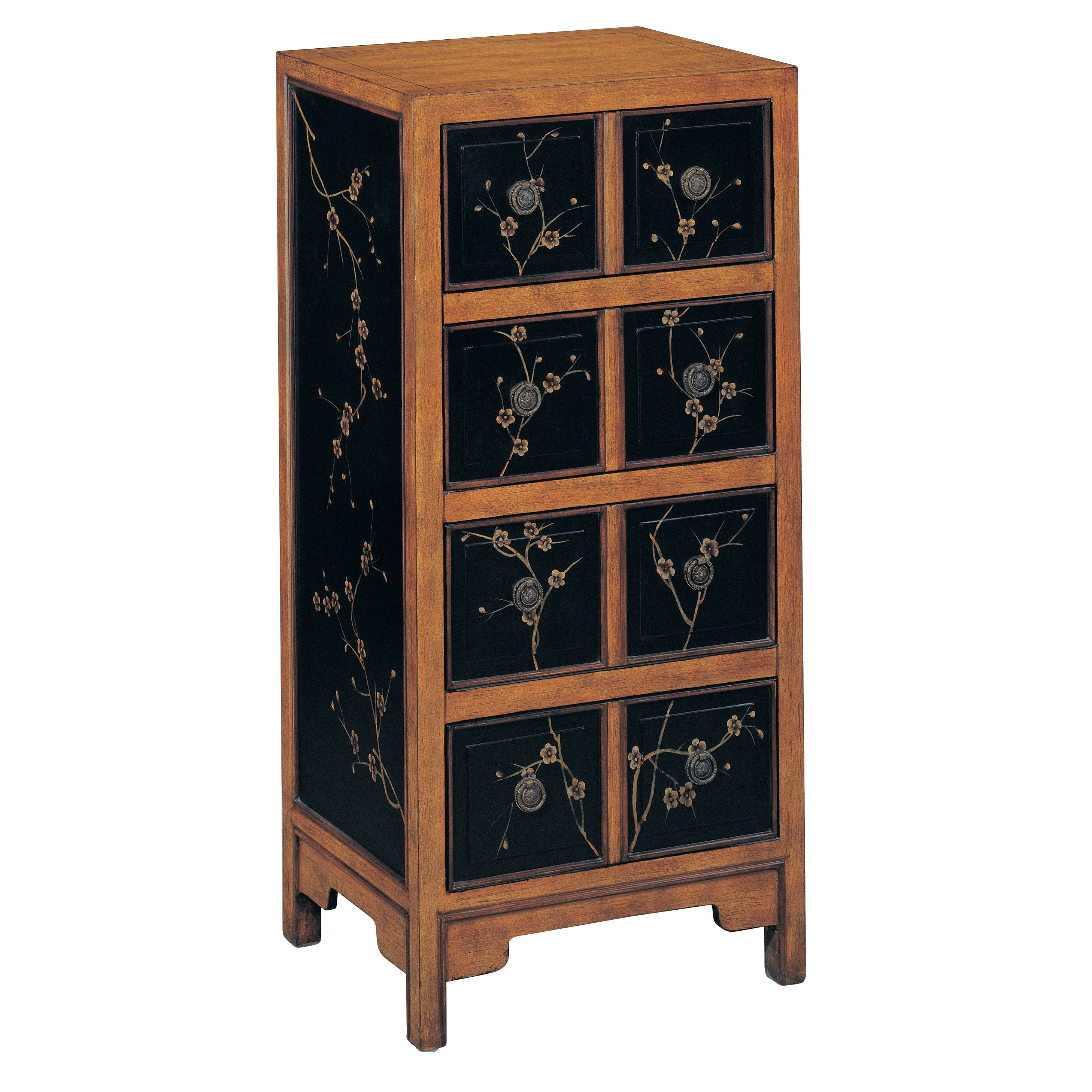 apothecary style furniture. The Niko Chest Is A Apothecary Style That Tall And Narrow, Featuring Four Furniture C
