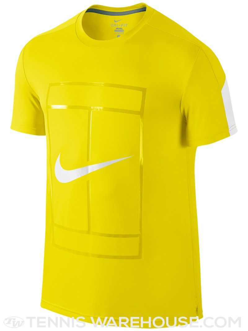 925ef9da8189d Nike Men s Spring Court GFX Crew. Find this Pin and more on T Shirts ...