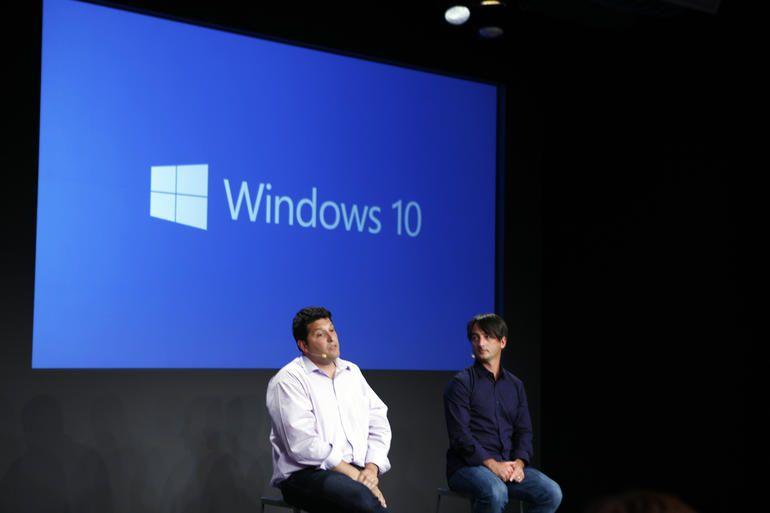 Surprise! Microsoft jumps to Windows 10 #windows10