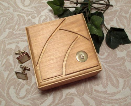 21 Beautiful and Unique Mens Jewelry Boxes Jewelry